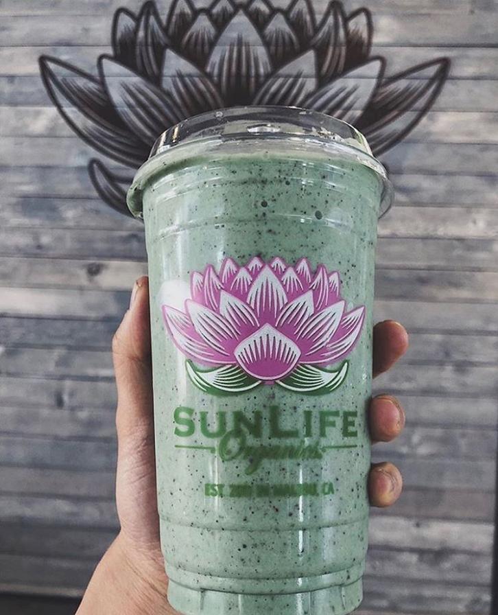 Sunlife Organics Smoothie