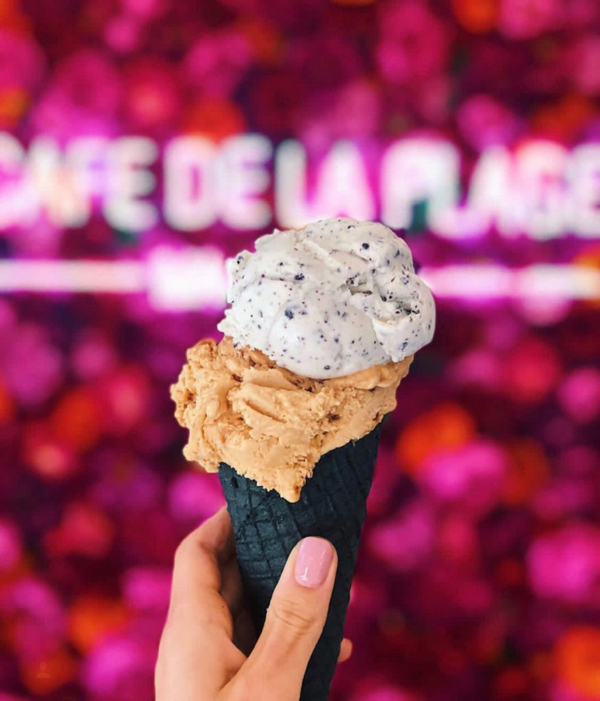 Cafe de La Plage Ice Cream